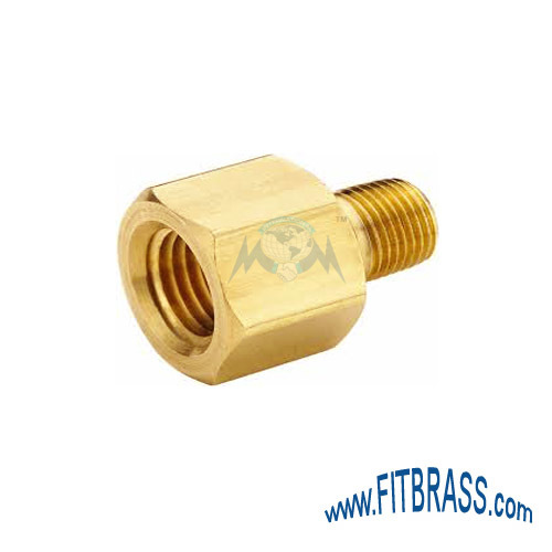 Brass Adaptor Male X Female