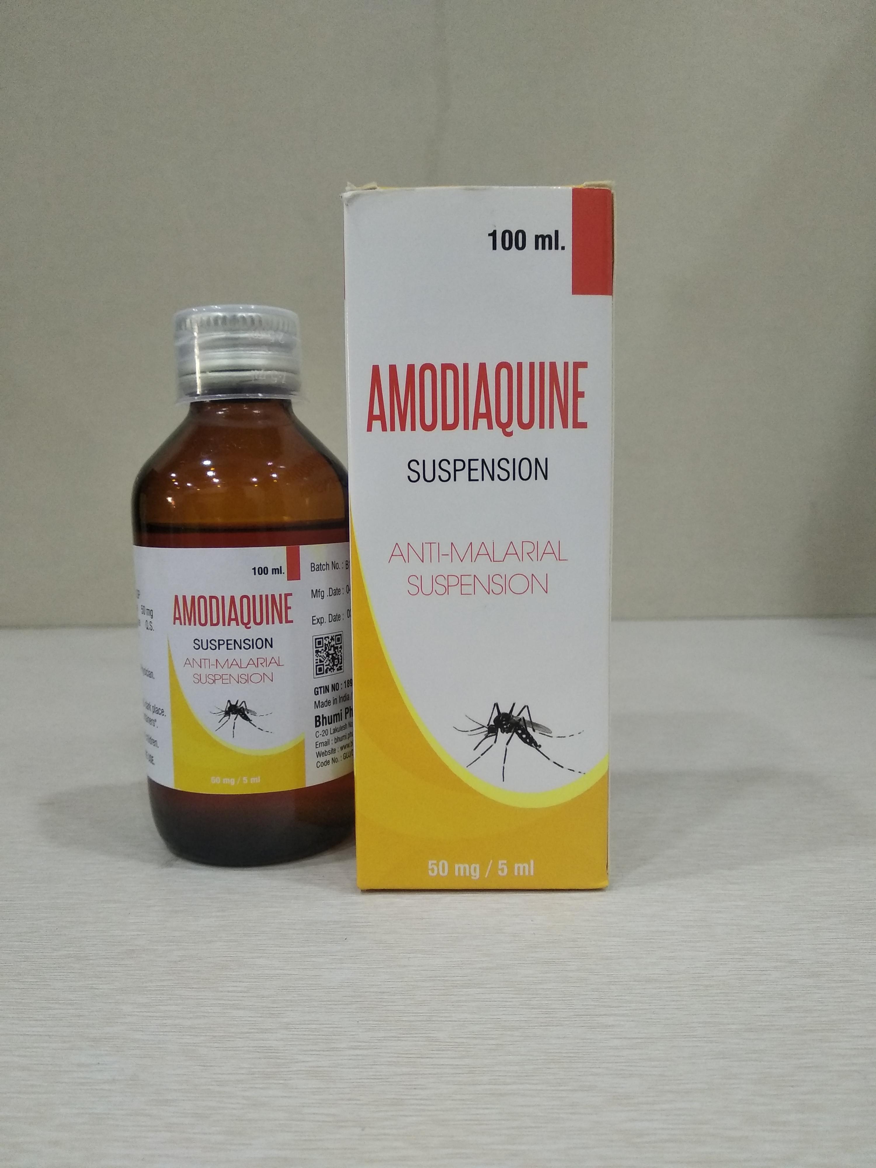 Amodiaquine Suspension
