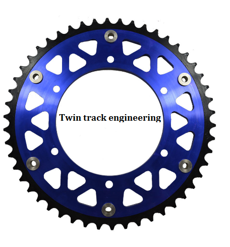 Sprocket gears