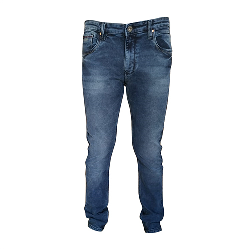 Mens Skin Fit Denim Jeans