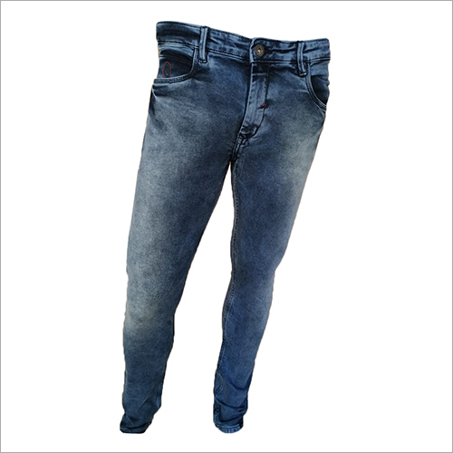 Mens Casual Denim Jeans
