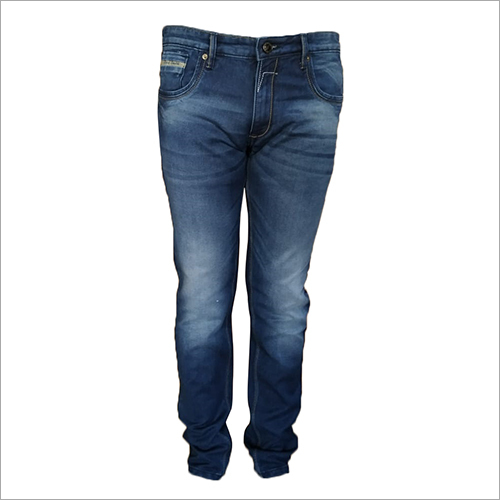 Mens Tapered Fit Jeans