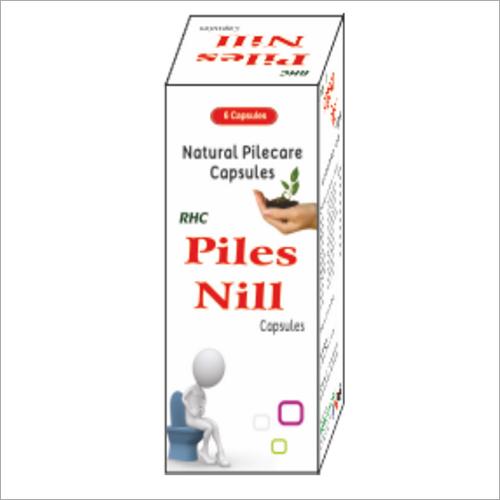 Ayurvedic Piles Care Capsule