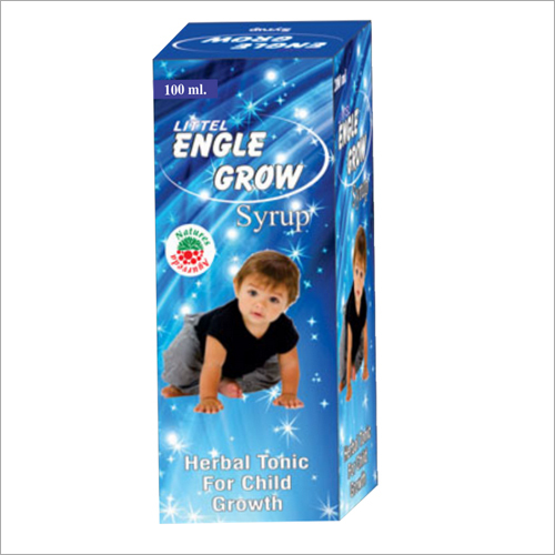 Herbal Child Growth Syrup