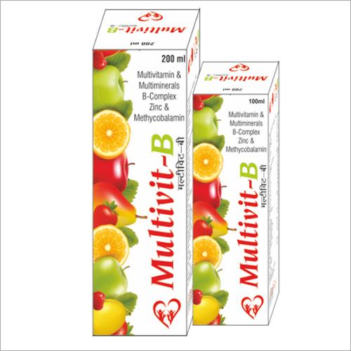 Herbal Multi Vitamins Syrup