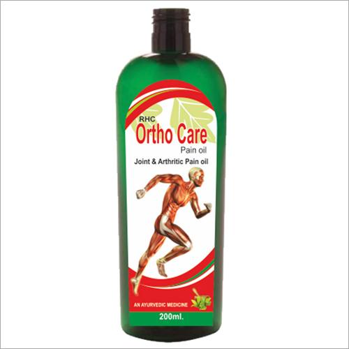 Arthritis Joint Pain Oil