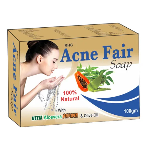 Ayurvedic Acne Fairness Soap