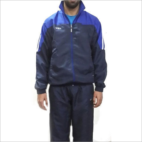 Mens Polyester Tracksuit
