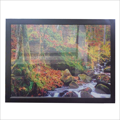 Scenery Photo Frame