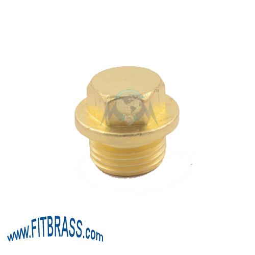 Brass Forging Plug