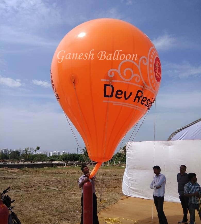 Balloons for Marketing