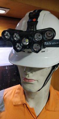 LED HeadLamp with 7 Led