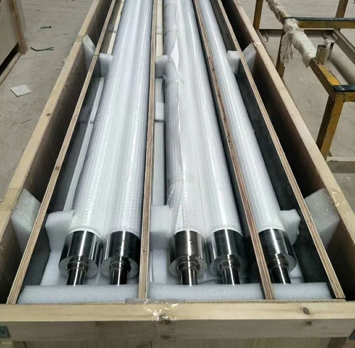 Silica Roller for Glass Tempering Furnace