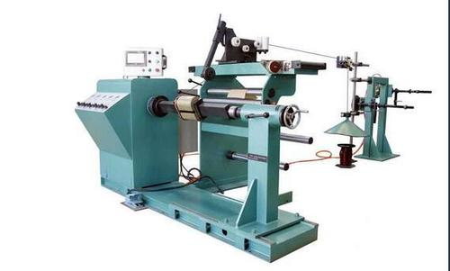 Automatic Coil Winding Machine For Transformer High Voltage Coils