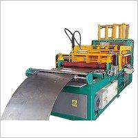 Automatic transformer corrugated tank forming machine