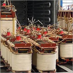 Transformer vacuum drying furnace