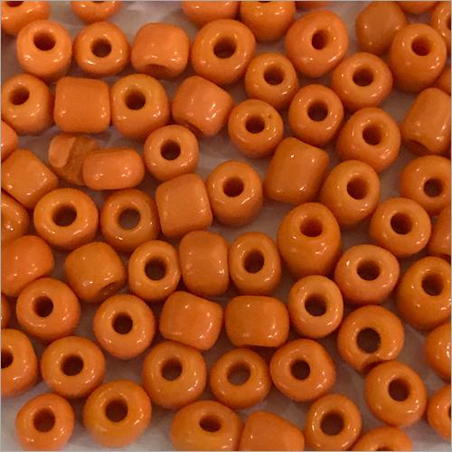 Orange Opec Beads