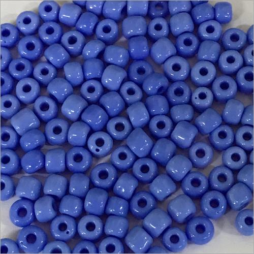 Blue Opec Beads