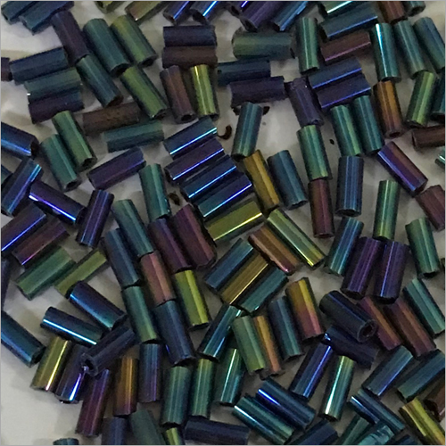 Multicolor Pipe Beads
