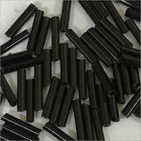 Black Pipe Beads
