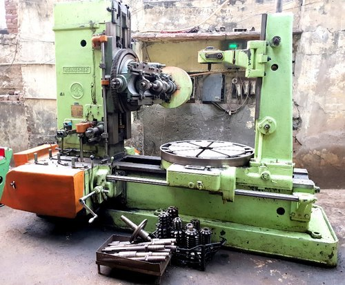 Reneker Gear Hobbing 1000 mm
