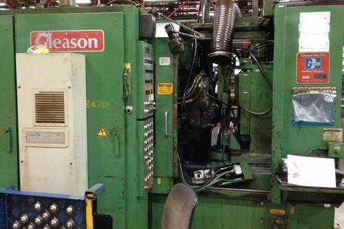 CNC Gear Hobbing Gleason 775