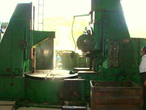 5A342 Russian Gear Hobbing Machine (2 Meter)