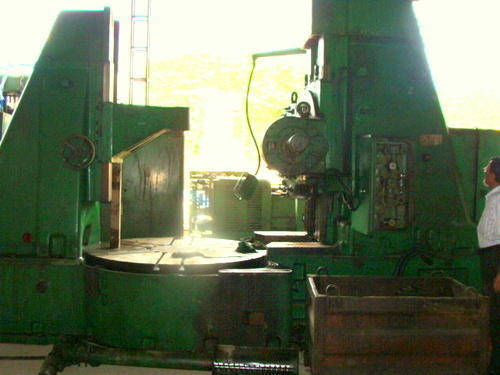 5A342 Russian Gear Hobbing Machine (2 Meter)