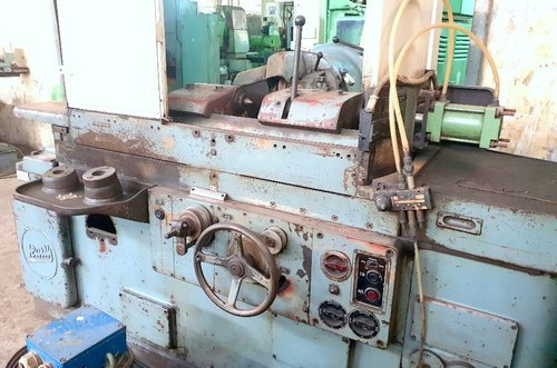 HORIZONTAL GEAR SHAVING MACHINE ZST7