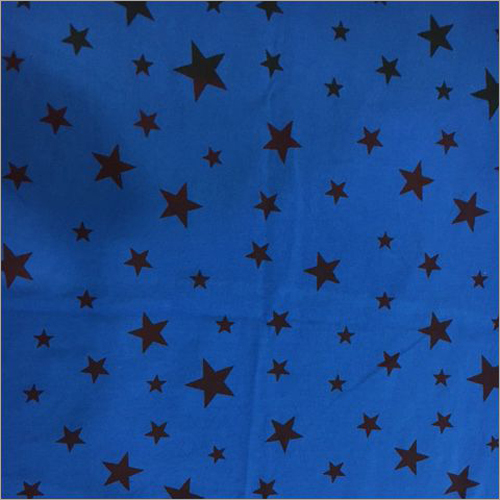 Blue PC Sinker Fabric