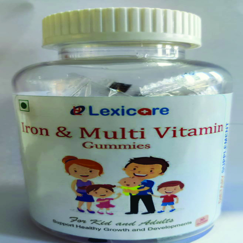 Vitamin C Gummy Candy