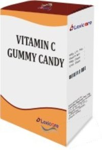 Vitamin C Gummy Candy