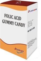 Folic Acid Gummy Candy