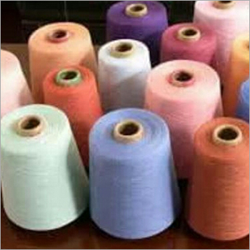 Cotton Compact Dyed Yarn
