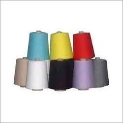Multicolor Polyester Spun Dyed Yarn