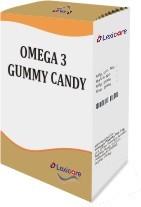 Omega 3 Gummy Candy