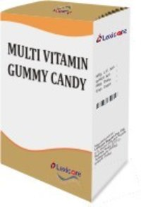 Multi-Vitamin Gummy Candy