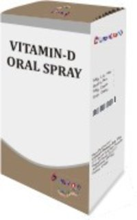 Vitamin-D Oral Spray