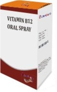 Vitamin B12 Oral Spray