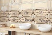 Glossy Ceramic Wall Tiles 300x600 MM