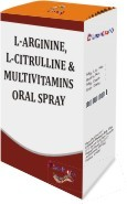 L-Arginine Oral Spray