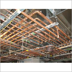 Copper Pipe Medical Gas Pipeline System
