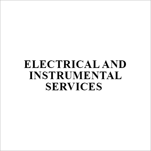 Electrical and Instrumentation Services
