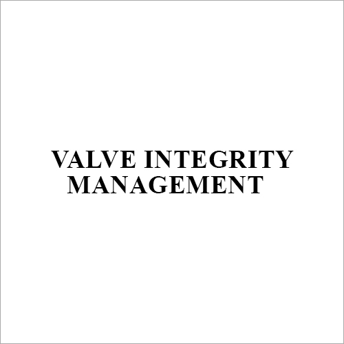 4 Valve Integrity Management