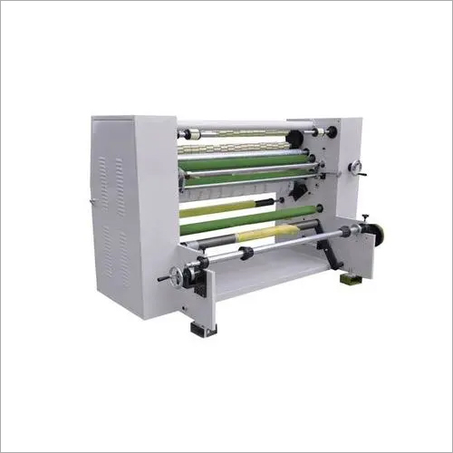 Tape Slitting Rewinding Machine