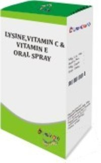 LYSINE ORAL SPRAY