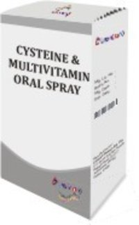 CYSTEINE ORAL SPRAY