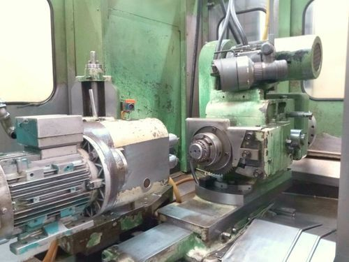 CNC Tooth Chamfering Machine