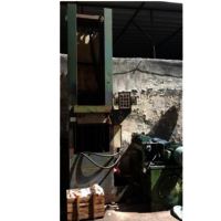 8 Ton Broaching Machine