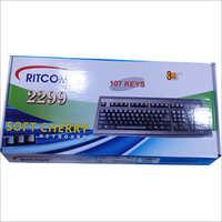 Cherry Soft Mechanical Keyboards